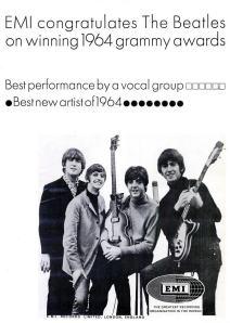 Beatles - 05-65 - 1964 Grammy