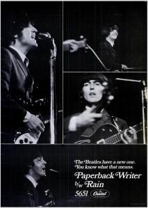 Beatles - 06-66 - Paperback Writer