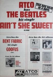 Beatles - 07-64 - Ain't She Sweet