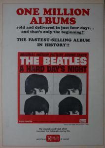 Beatles - 07-64 - Hard Day's Night LP