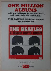 Beatles - 07-64 - Hard Day's Night LP
