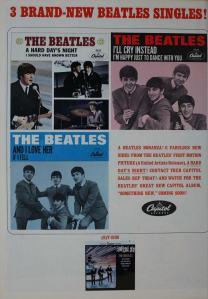 Beatles - 07-64 - Three New Singles
