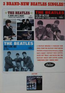Beatles - 07-64 - Three New Singles