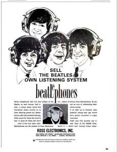 Beatles - 07-66 - Beatlephones