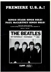 Beatles - 09-65 - Yesterday