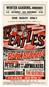 Beatles - 11-63 - Winter Gardens