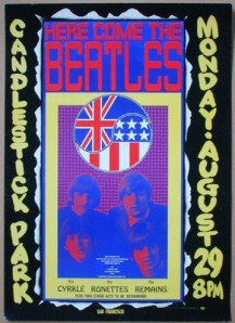 Beatles - Candlestick - 1966