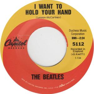 Beatles - Cap 94 - I Want to Hold A