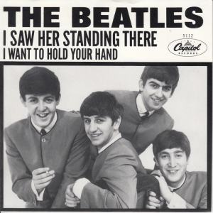 Beatles - Cap 94 - I Want to Hold PS B