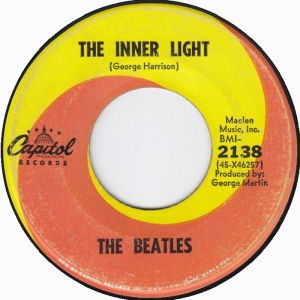 BEATLES - INNER LIGHT
