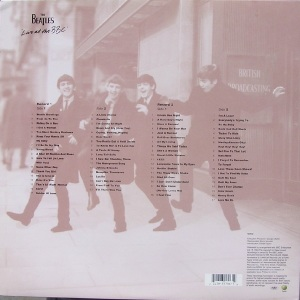 Beatles - Live BBC (2)