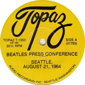 Beatles Press Conference A