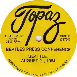 Beatles Press Conference B
