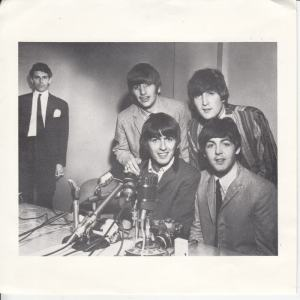 Beatles Press Conference PS B