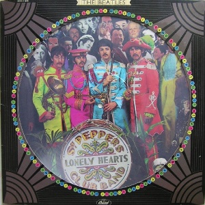 Beatles - Sgt Pep Pic D (1)