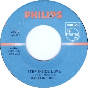 BELL MADELINE - STEP INSIDE