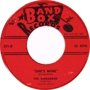 chuck-mills-and-the-monarchs-shes-mine-band-box
