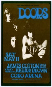 Crazy World of Arthur Brown - Detroit - 5-11-68