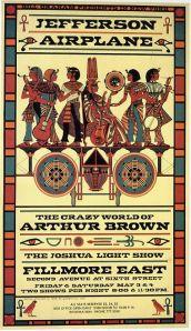 Crazy World of Arthur Brown - FLM E - 3-3-68