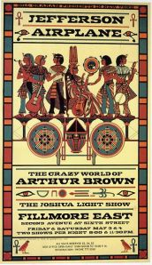 Crazy World of Arthur Brown - FLM E - 3-3-68