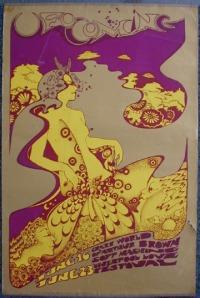 Crazy World of Arthur Brown - UK - 6-16-67