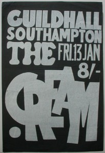 Cream - UK - 1-13-67
