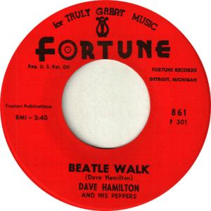 dave-hamilton-and-his-peppers-beatle-walk-fortune