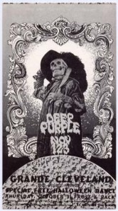 Deep Purple - Detroit - 10-31-68