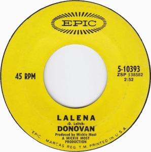 DONOVAN - LALENA