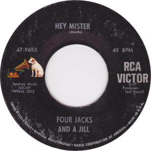 FOUR JACKS - MISTER A
