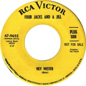 FOUR JACKS - MISTER DJ