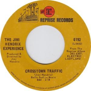HENDRIX JIMI - CROSSTOWN A