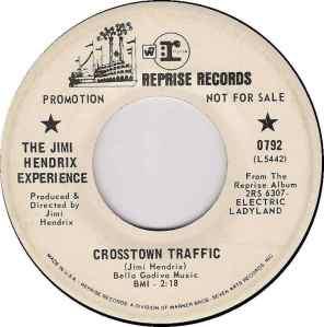 HENDRIX JIMI - CROSSTOWN DJ