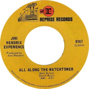 HENDRIX WATCHTOWER A