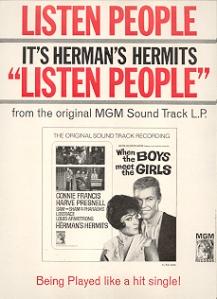 Herman's Hermits 01