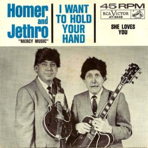 homer-and-jethro-i-want-to-hold-your-hand-rca-2