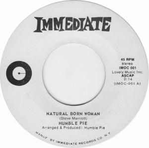 HUMBLE PIE - NATURAL BORN