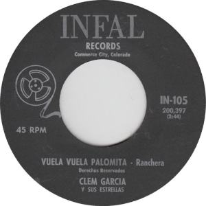 Infal 105 - Garcia, Clem - Veula