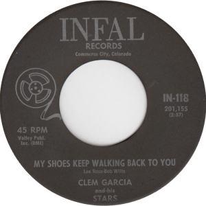 Infal 118 - Garcia, Clem - My Shoes Keep