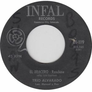 INFAL 119 - ALVARADO TRIO - A