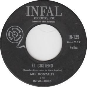 Infal 125 - Gonzales - El Costeno