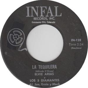 Infal 128 - Five Diamontes - La Tequilera