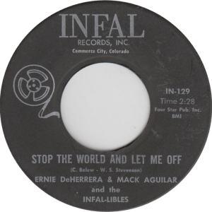 Infal 129 - DeHerrera - Stop The World