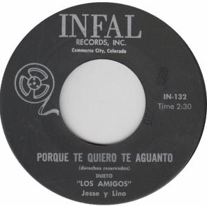 INFAL 132 - AMIGOS - A