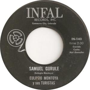 Infal 140 - Montoya, Eulogio - Samuel Gurule