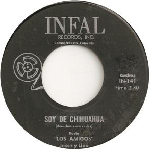 Infal 141 - Jesse and Lino - Soy de Chihuahua