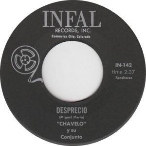 Infal 142 - Chavelo - Desprecio