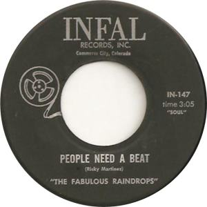 Infal 147 - Fabulous Raindrops - Infal - People Need a Beat