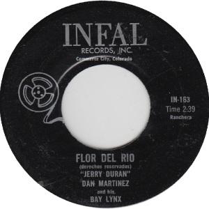 Infal 163 - Duran, Jerry - Flor Del Rio