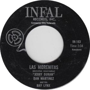 Infal 163 - Duran, Jerry - Morenitas